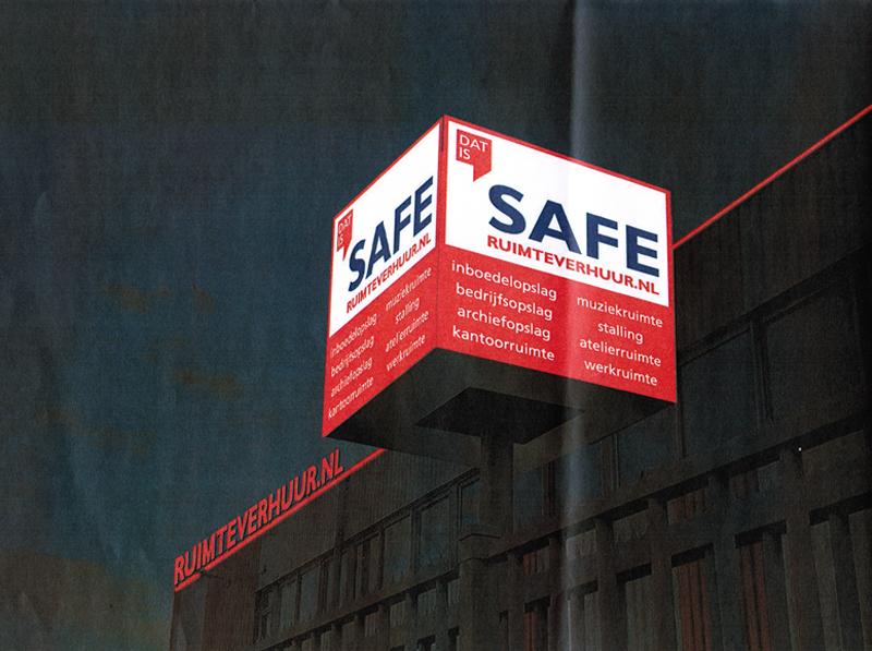 Lichtbak -SAFE Ruimteverhuur